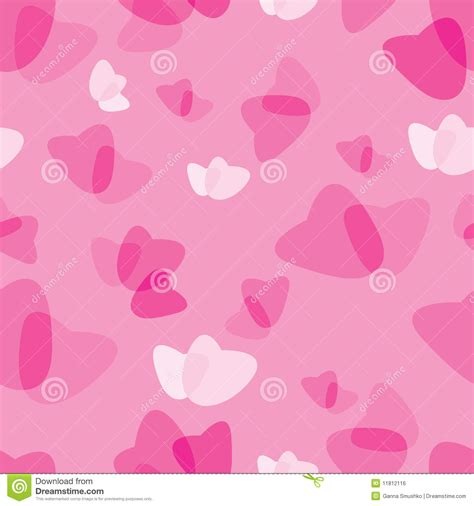 seamless pattern with hearts seamless pattern from hearts royalty free stock image