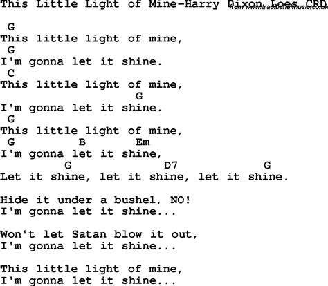 This Light Of Mine by This Light Of Mine Chords Search