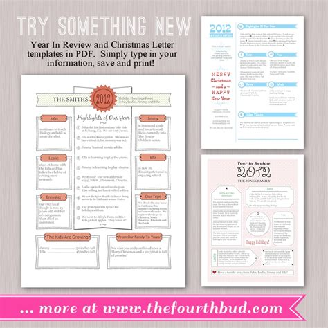 39 Best Images About Memory Family Newsletter On Pinterest Newsletter Templates Newsletter Year In Review Letter Template Free