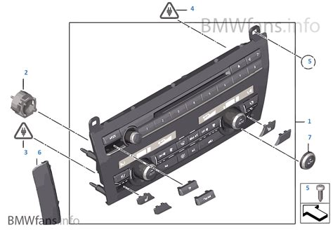 supplement no 2 to part 748 radio and climate panel bmw 6 f12 640ix n55 usa