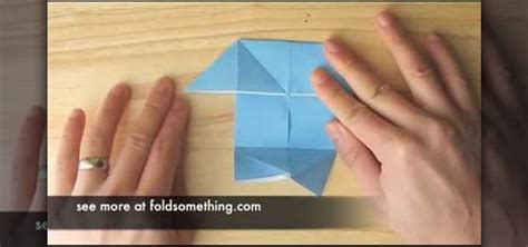 How To Fold Thick Paper - how to fold the bird from ps3 s heavy origami killer