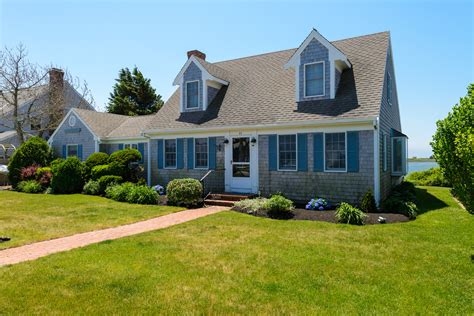 cape cod waterfront homes for sale cape cod
