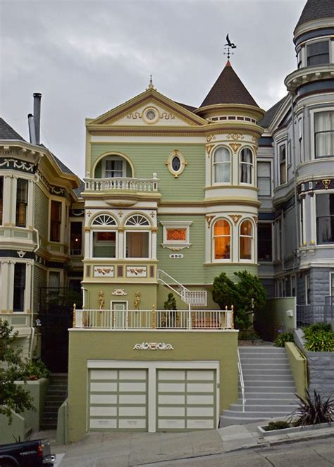 victorian house san francisco victorian home san francisco places spaces pinterest