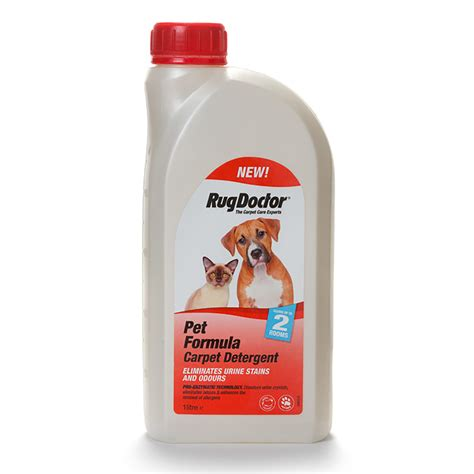 rug doctor pet formula review 1 litre new pet formula detergent