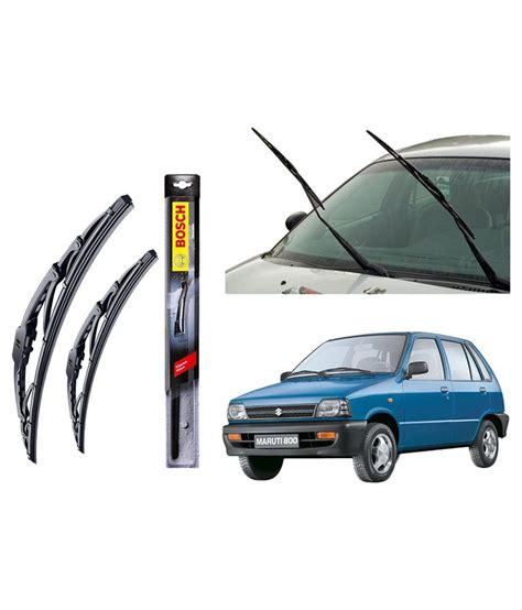 Wiper Blade Jazz Rs Wiper Jazz Rs Bosch Original bosch conventional wiper blades for maruti suzuki 800 17