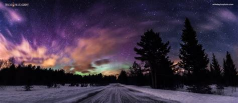 can you see the northern lights in maine awesome st paddy s day aurora today s image earthsky