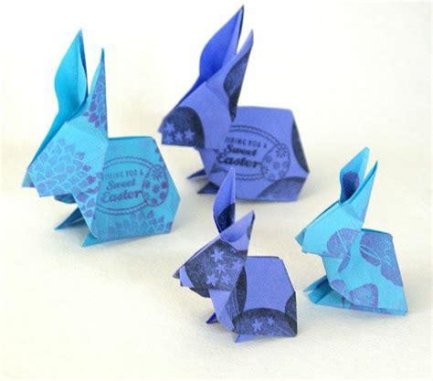 3d origami hase origami hase falten anleitung und inspirierende