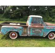 1957/58 Chevy Apache Pickup Ratrod