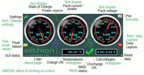 elithion lithiumate lite  pro bms lithium battery bms lifepo limn bms
