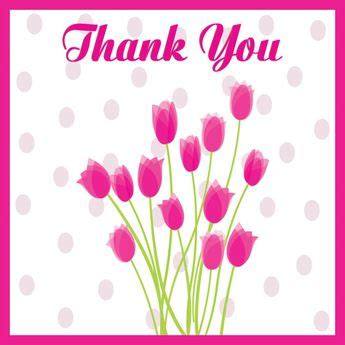 Second Life Marketplace Thank You Greeting Card Thank You Ecard Template