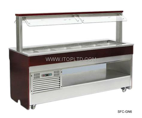 table top refrigerated salad bar commercial refrigerated counter top salad bar buy