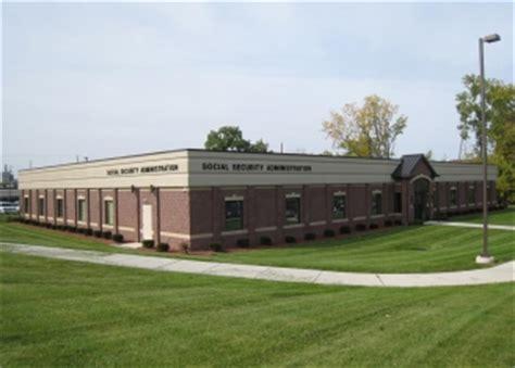 Social Security Office Flint Mi by Flint Social Security Office Longway Rd