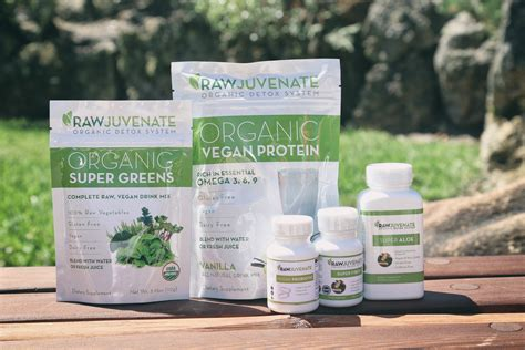 Rawjuvenate Complete Organic Detox by Ultimate Mothers Day Gift Guide Organic Vegan Eco