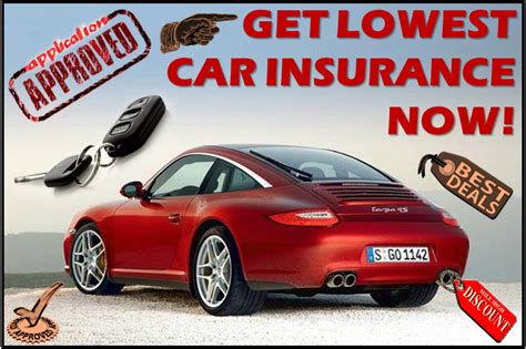 Cars With Cheapest Insurance Rates by Find Low Cost Car Insurance Quotes Low Price Car