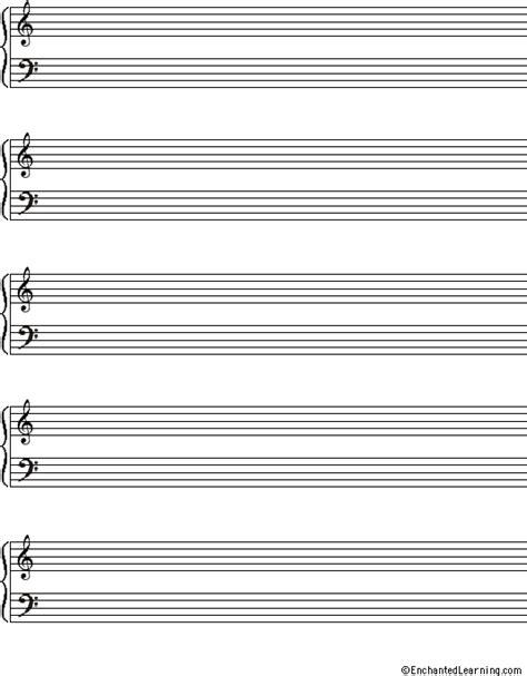 manuscript paper hirschmusic publications