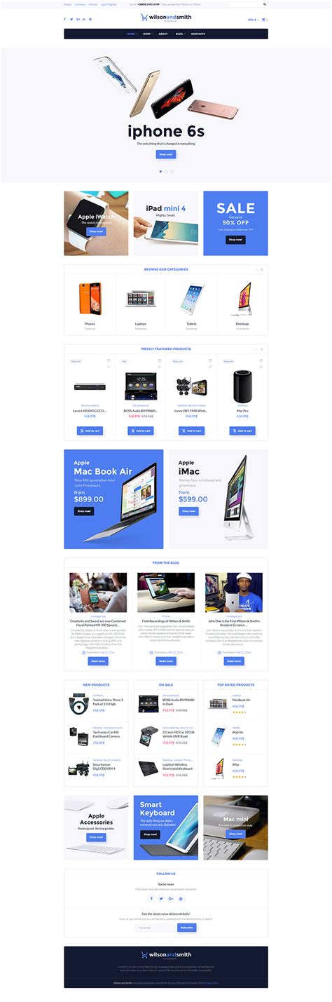 15 best ecommerce wordpress themes 15 best wordpress themes for your ecommerce website web