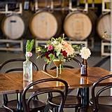 brewery themed wedding popsugar