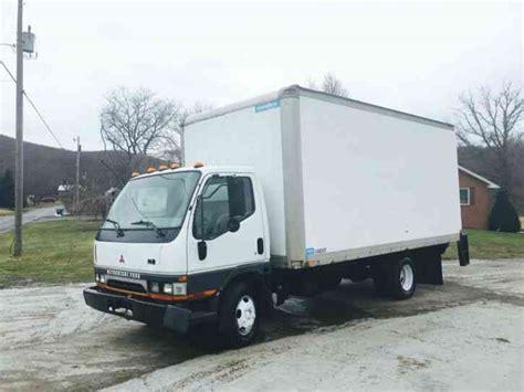 mitsubishi truck 1998 ford f 750 2006 van box trucks