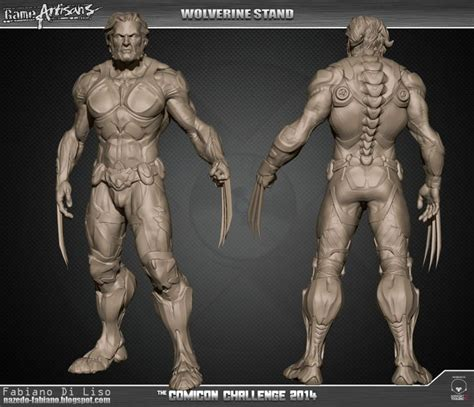 zbrush werewolf tutorial 93 best images about zbrush tutorial on pinterest gears