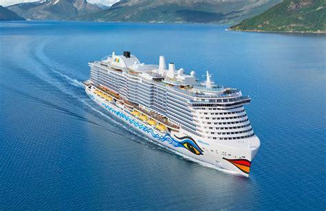 aidacosma cruise ship itineraries   sailings crew