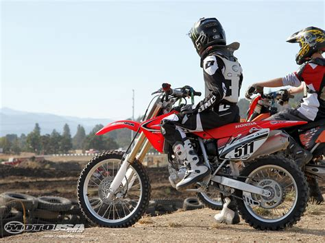 honda 150r bike 2012 honda crf150r ride photos motorcycle usa