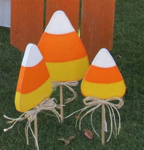 halloween yard art patterns  woodworking projects
