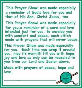 33 best images about prayer shawls and cards on pinterest