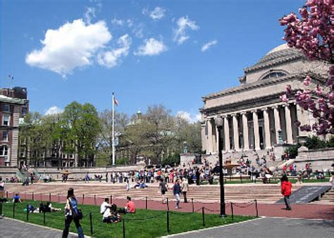 Columbia Executive Mba Cost by Us News World Report S Top 10 New York Colleges Of 2013