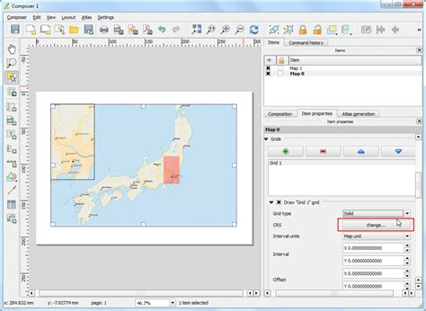 qgis tutorial japan realizzare e stare una mappa qgis tutorials and tips
