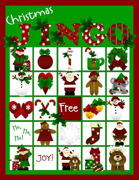 prepared not scared silent night bingo