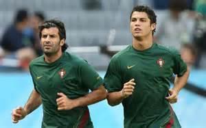 portugal winger ricardo quaresma doubtful for iceland clash news18 cristiano ronaldo equals luis figo s portugal caps record