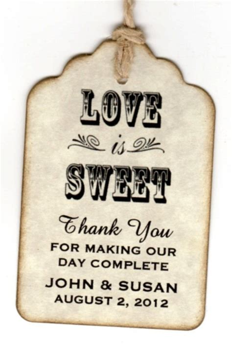 wedding favor labels template 25 best ideas about wedding favour jar labels on