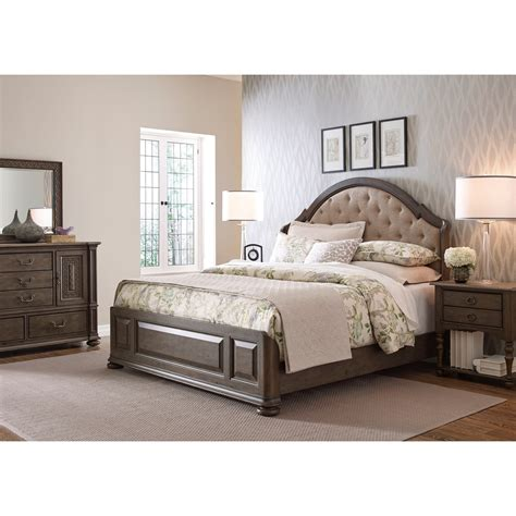 kincaid bedroom furniture kincaid furniture greyson queen bedroom group olinde s