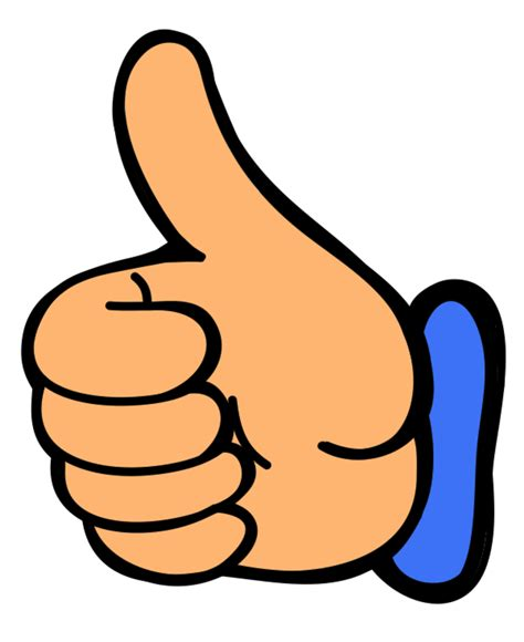 images thumbs up why does a thumbs up gesture mean okay guernseydonkey com