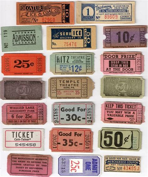 printed ticket font cool fonts fifty cent and ticket design on pinterest