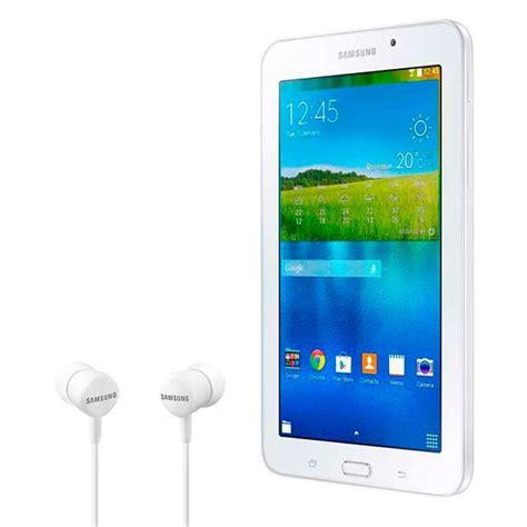 Samsung Tab E7 samsung galaxy tab e 7 quot wi fi 8gb blanco aud 237 fonos ktronix tienda