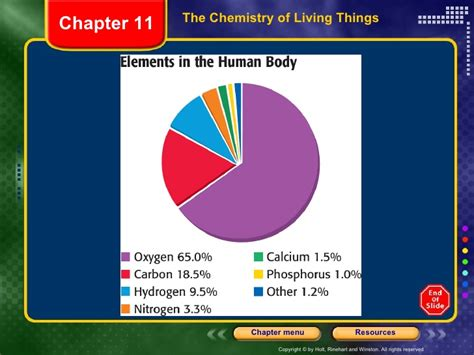 9 carbohydrates are composed of which three elements physical science ch 11