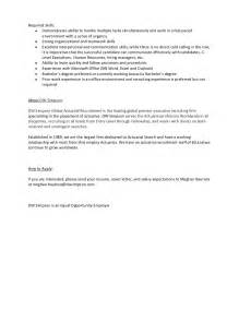 College Recruiter Description by Sle Cover Letter Human Resources Bestsellerbookdb