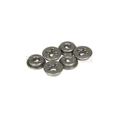 Shs Bushing 8mm Hrc Steel For Aeg Gearbox Zt0035 shs 8mm bushings cross slot zt0028
