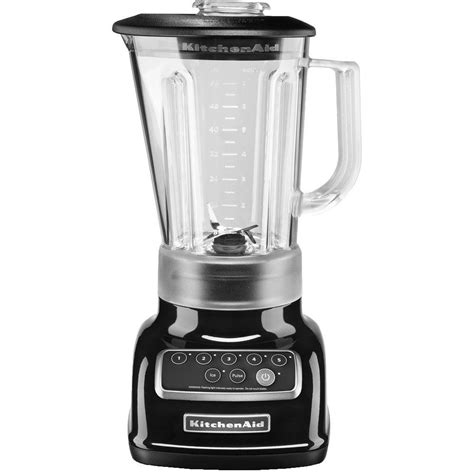 Kitchenaid Blender Lights Kitchenaid 5 Speed Blender Ksb1570ob The Home Depot