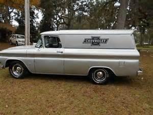 1963 chevrolet c14 panel truck vehicles
