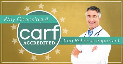Why Are Detox Centers Important by Why Choosing A Carf Accredited Rehab Is Important