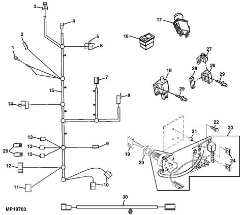 John Deere Lx277 Wiring Diagram Wiring Diagram Database