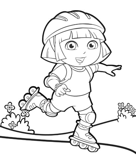 dora coloring your 1 dora coloring pages printables