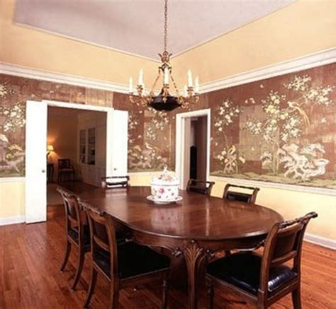 Dining Room Murals by Paint The Wall With Murals In Alpharetta Jennifer Parker
