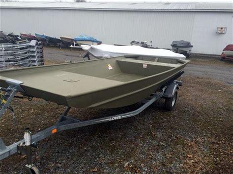 lowe jon boats used 2016 new lowe roughneck 1655br jon boat for sale milton
