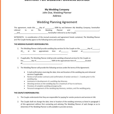Event Planner Contract Exle by 5 Event Planner Contract Template Invoice Exle 2017 With Event Planning Invoice Template
