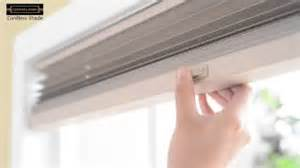 play repairing levelor cordless cellular shades