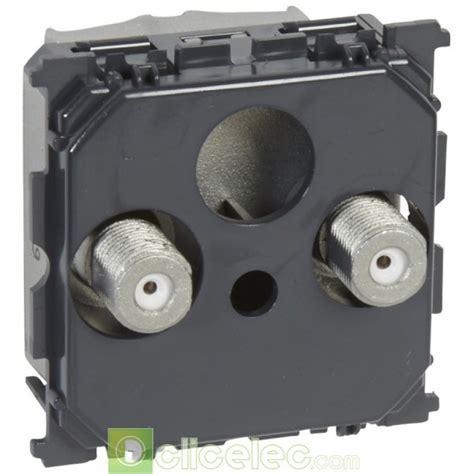 box domotique 2320 prise cablo operateurs 067399 c 233 liane legrand