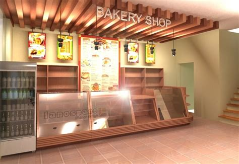 find a designer bakery shop interior design search wanted